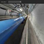 LHC am CERN besuchen – Street View macht's möglich