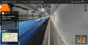 Google Street View macht's möglich! Besuchen Sie das CERN und den LHC in Genf. In Google Street View Manier kann man das CERN erforschen.