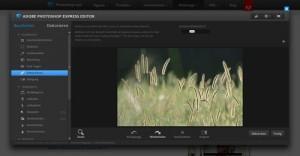 Mit dem tollen Photoshop Express nutzen Sie Adobe Technologie online und kostenlos im Browser.