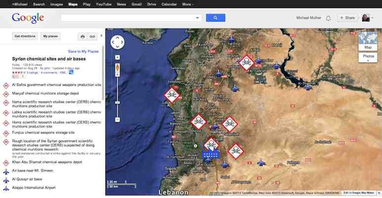 Krieg in Syrien? Welche Ziele greifen die USA bei Kriegseintritt zuerst an?