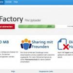Grosse Dateien versenden – mit FileFactory.ch