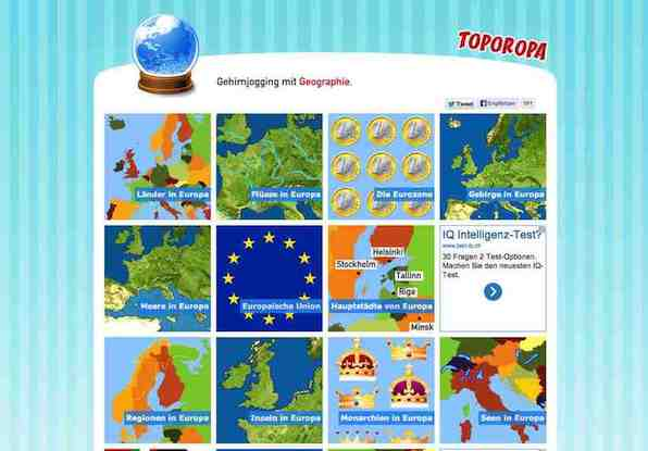 geographie spiel online