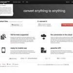 Dateien umwandeln – online mit Cloudconvert.org