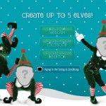 3 lustige animierte Weihnachtskarten