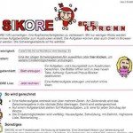 Kopfrechnen online – SIKORE (Sicheres Kopf Rechnen)
