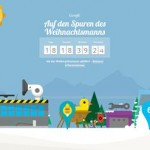 Santa Tracker 2017 – Auf den Spuren des Weihnachtsmanns