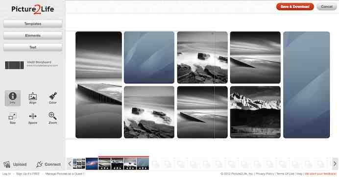 Photo Collage online erstellen kostenlos