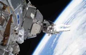 Mit der Live Cam der ISS beobachten Sie die Erde in HD aus Sicht eines Astronauten der ISS. (Bildquelle: NASA)