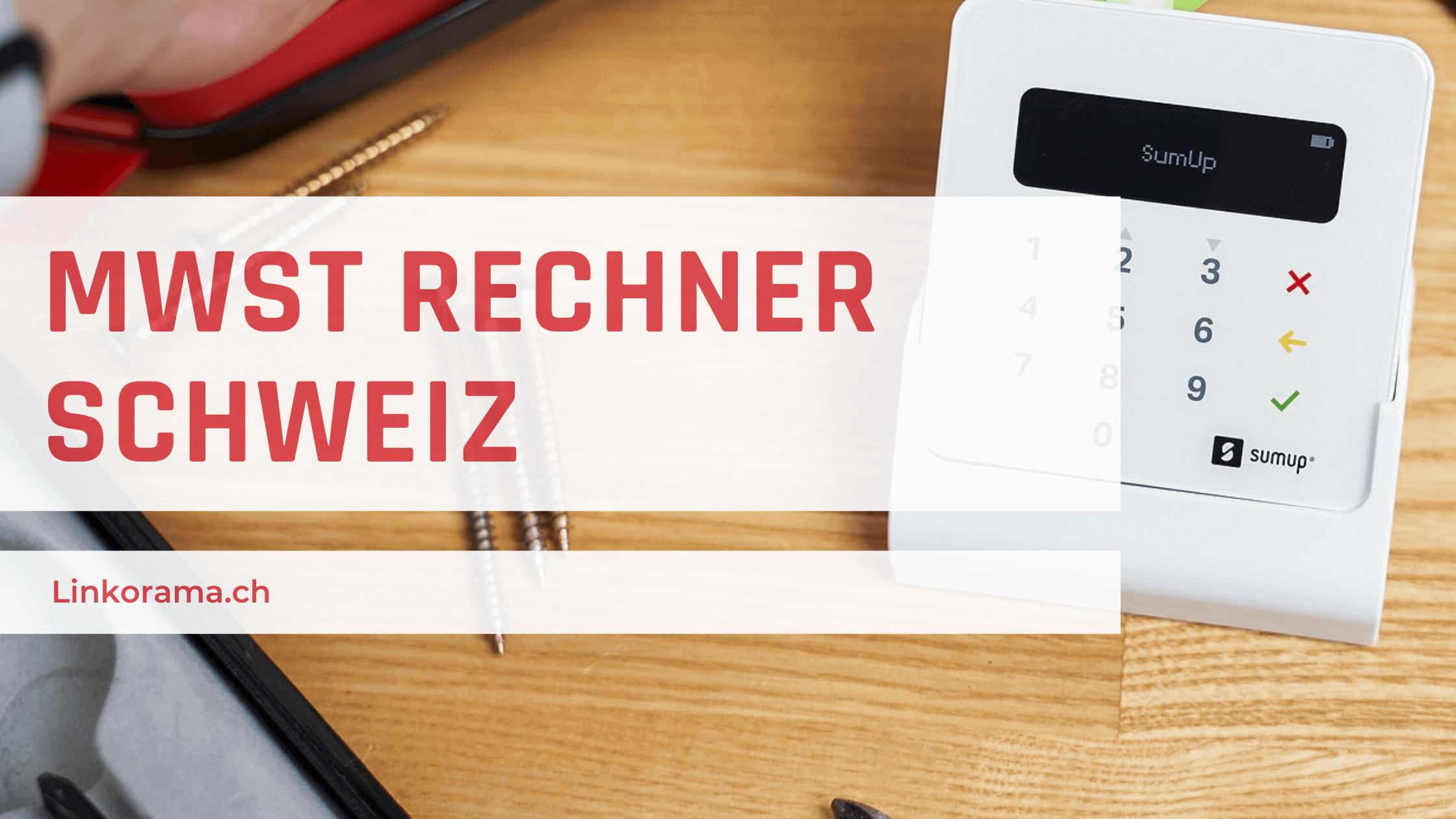 MWST-Rechner-Schweiz